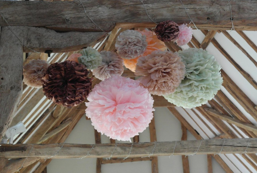 South Barn Pompoms