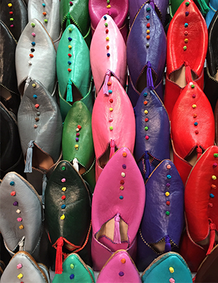 Marrakech Shoes