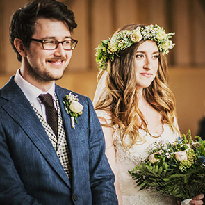 Autumn Wedding Ideas at Upwaltham Barns - © Tim Simpson Photography