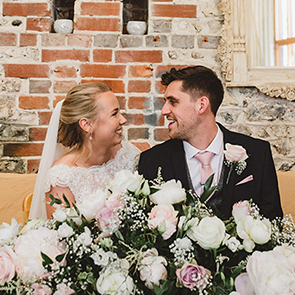 Fiona & Reece's Rustic DIY Country Wedding | Upwaltham Barns