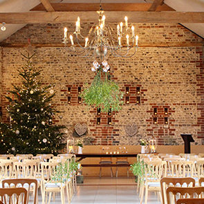 21 Winter Wedding Decorations For A Barn Wedding | Upwaltham Barns